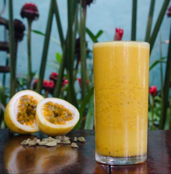 Passion Fruit + Cardamom Spice