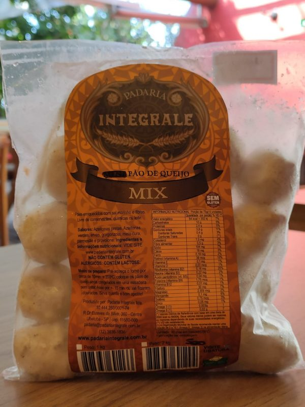 Brazilian Cheese Bread Mix - Packet 500gr