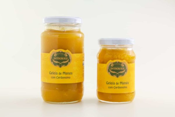 Mango Jelly with Cardamom - 150gr