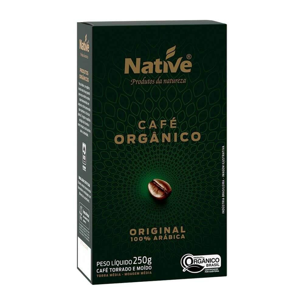 Café Orgânico Moido - 250g