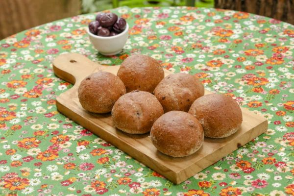 Black Olives Bread - 135gr